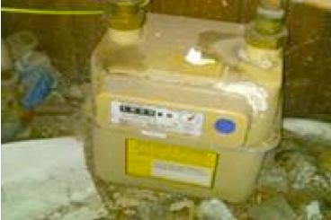 Gas Meter Bonding