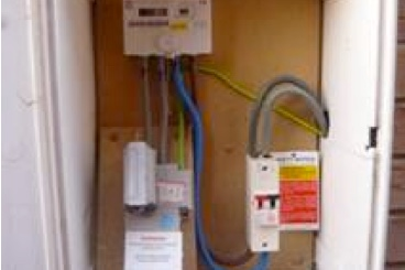 New Style Electric Meter